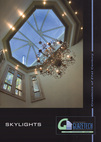 Glazetech skylight catalogue prospectus leaflet